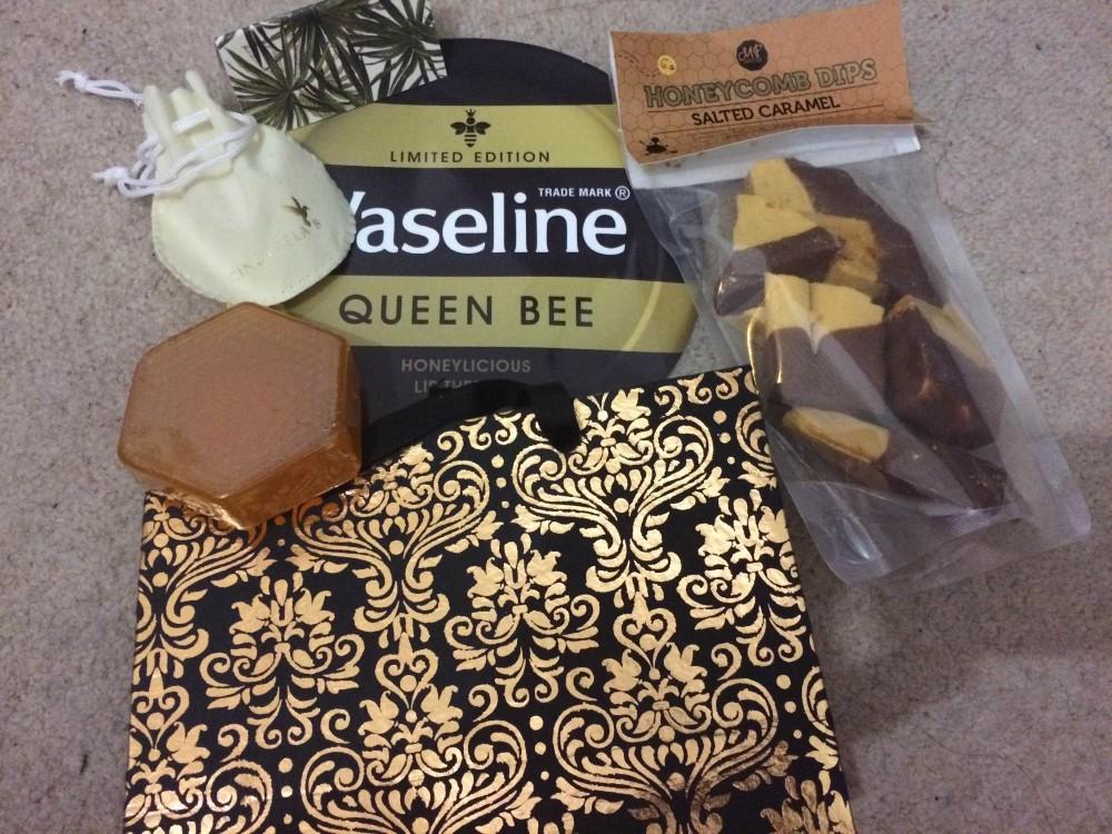 Vaseline goodie bag
