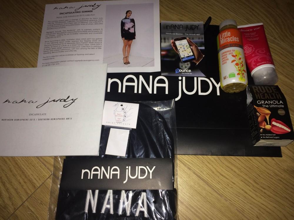 nANA jUDY