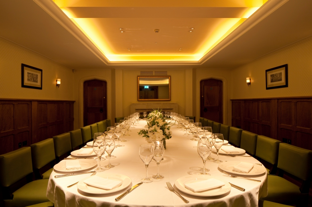 Boulestin private dining room