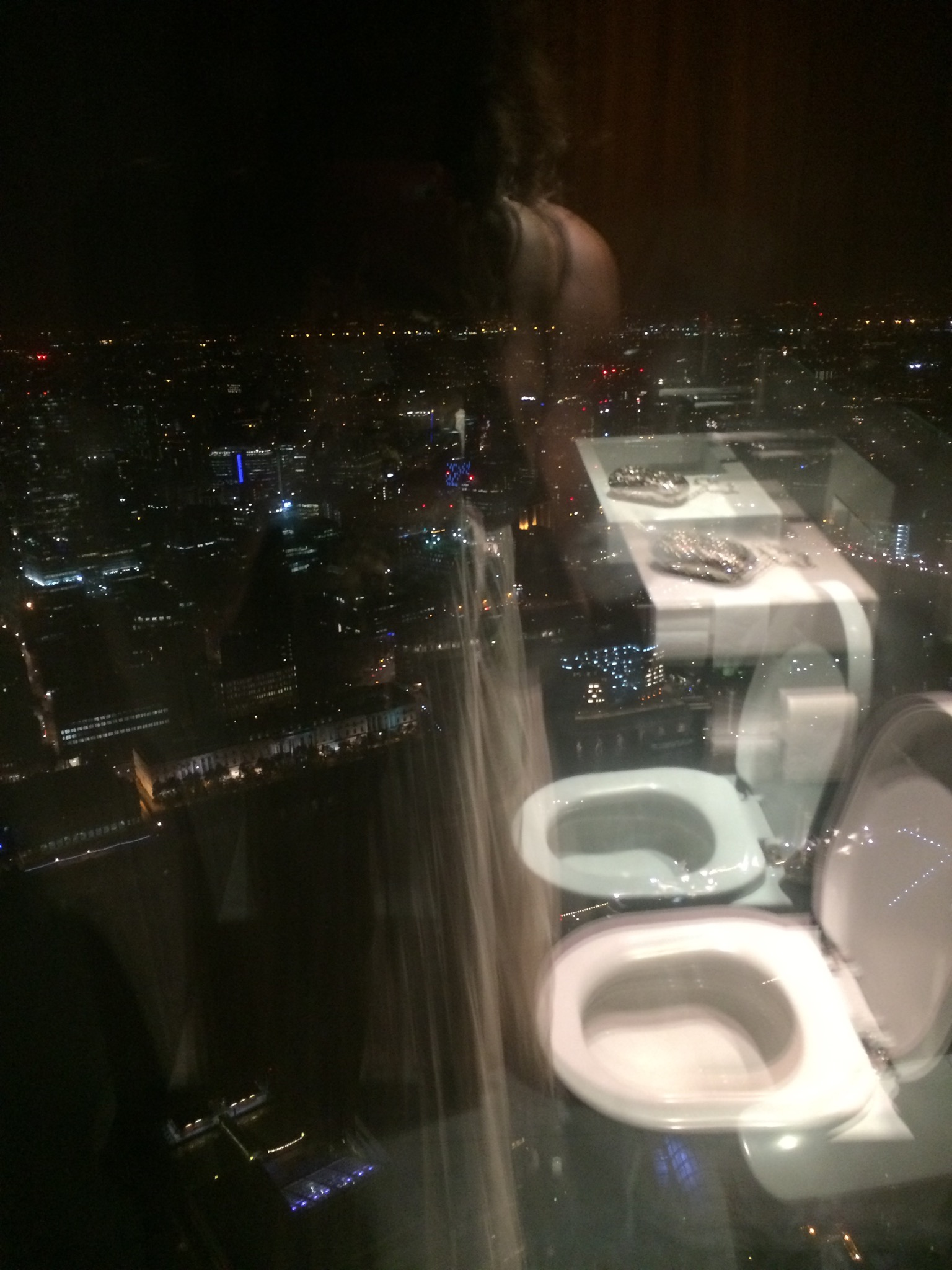 Even the toilets have incredible views