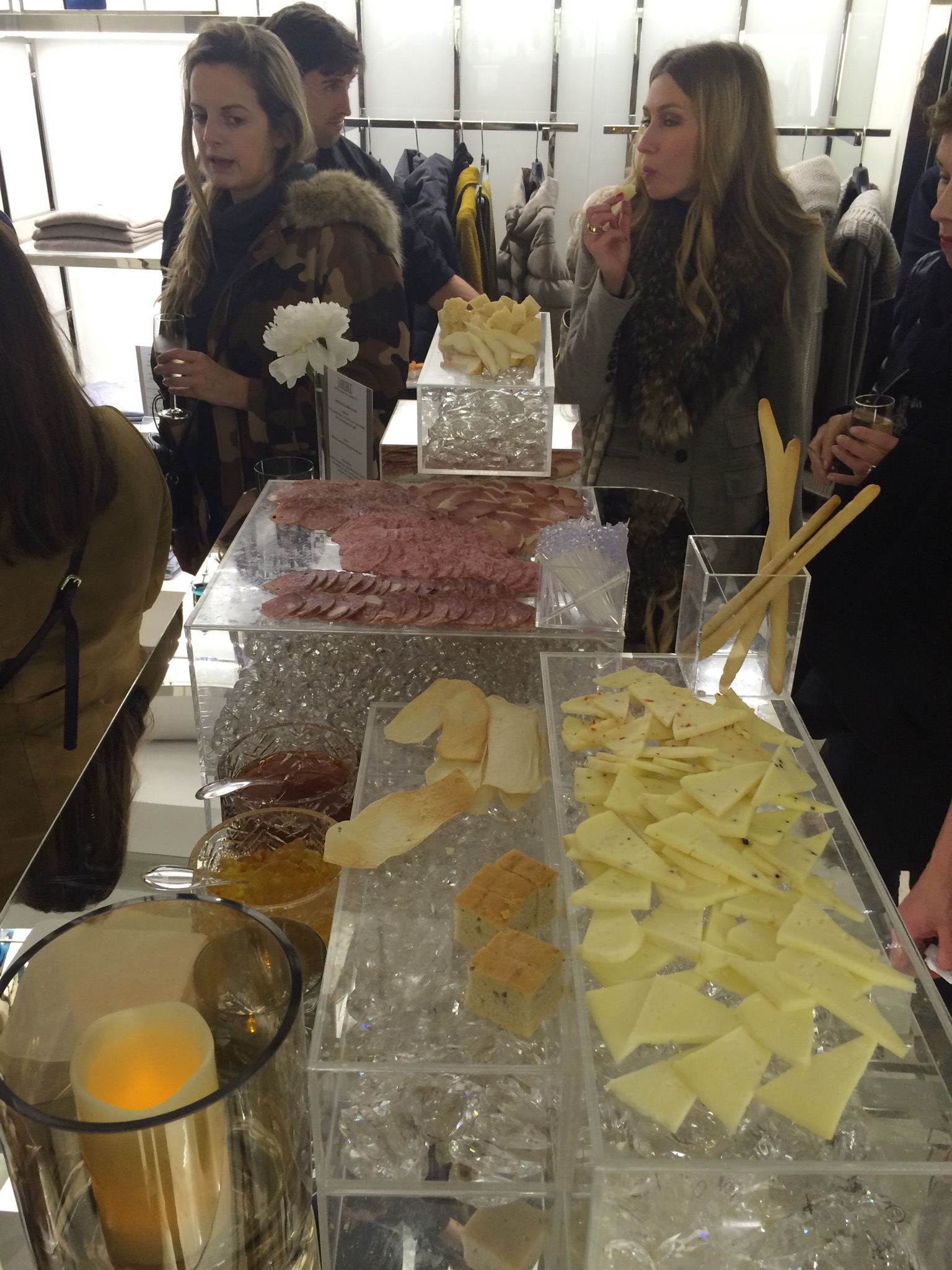 Italian-style food