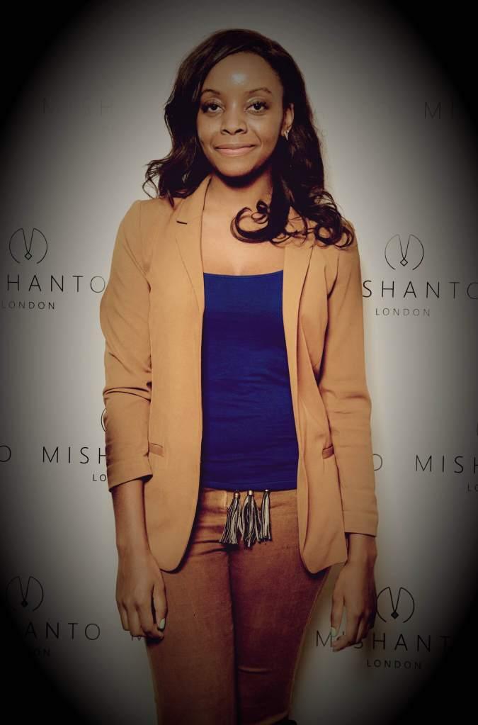 Me at Mishanto