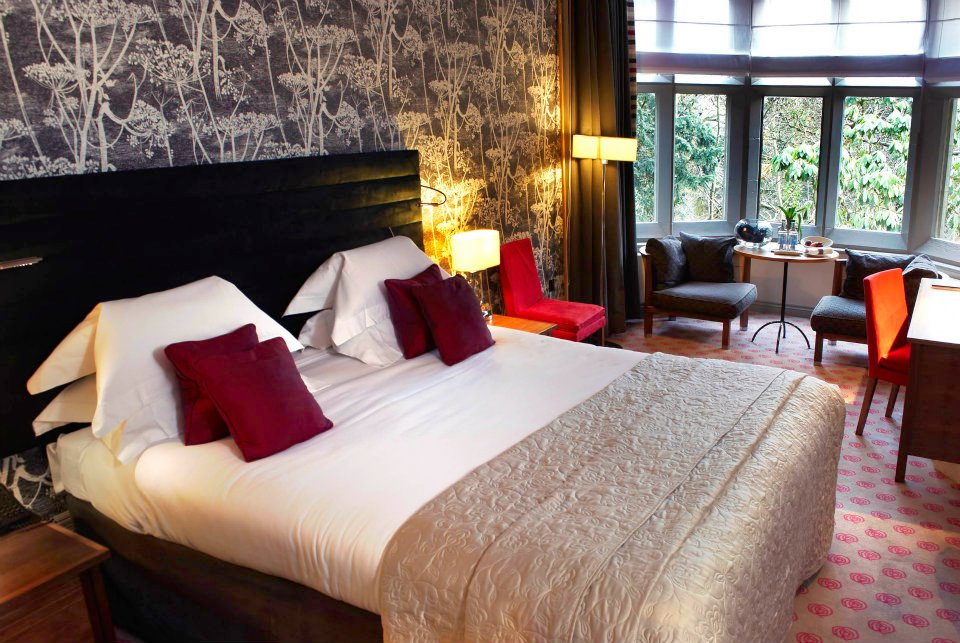 Cosy up in the bedrooms