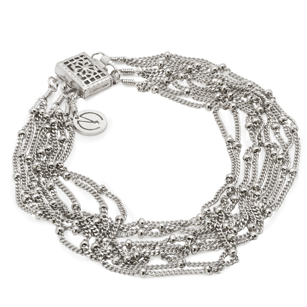 Rio Silver Bracelet